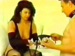 Vintage Ona Zee Strap On Fucks Guy