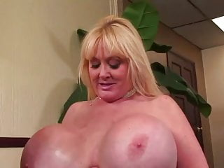 It has a big butt and huge tits