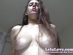 Lelu Love-Slave LayYa POV Blowjob Riding Creampie