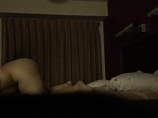 Young Latina Hotwife Cheating in husband at motel.