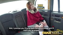 Fake Taxi Sexy redhead hot tax