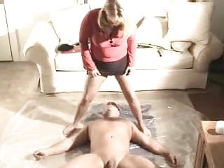 Mistress Pissing Slave