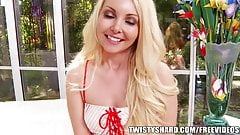 Aaliyah Love gets to choose who her first boy girl scene