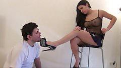 Lick my Heels!