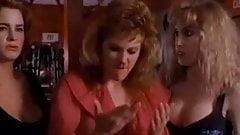 Selena Steele, Tracy Wynn, Randy Spears in vintage fuck