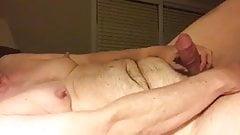 Artemus - Big Nipples Jerking Off Cumshot