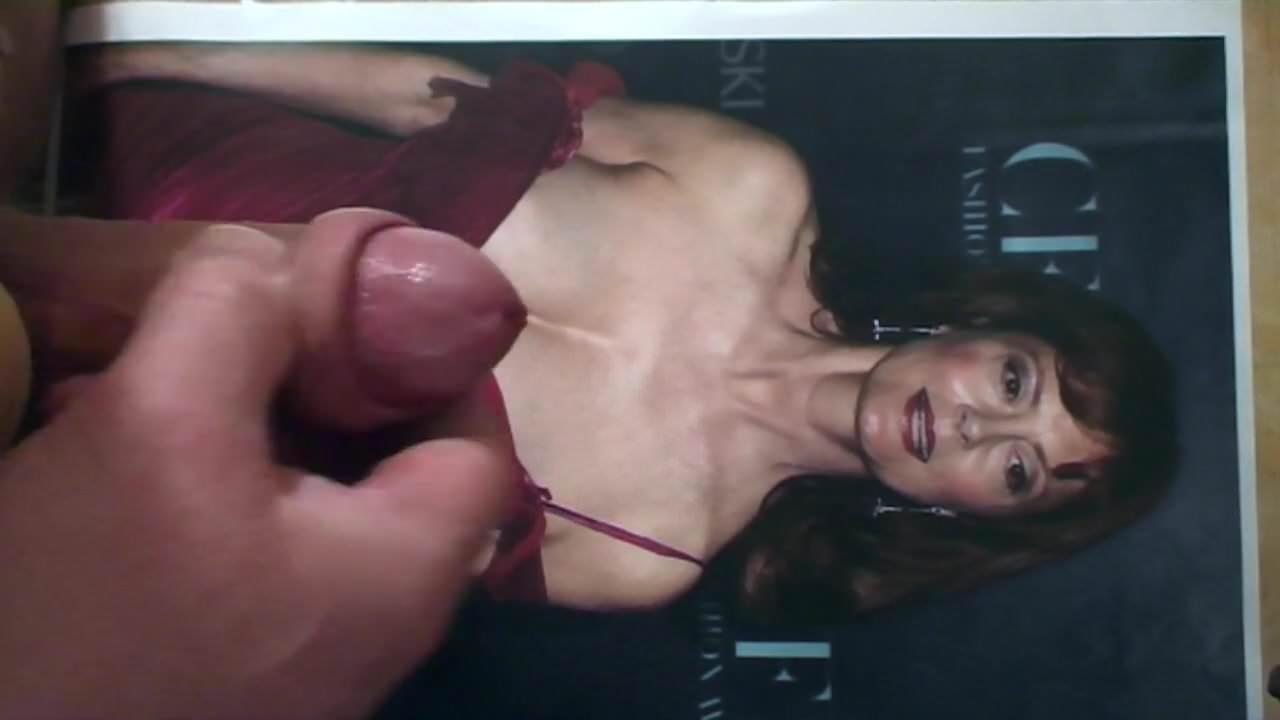 Susan sarandon cumshot, shower light pussy