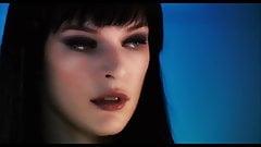Milla Jovovich nude in Ultraviolet