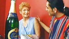 Shy Granny Becomes Slut