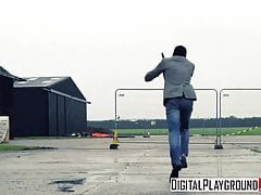 DigitalPlayground - Fly Girls Final Payload Scene 4 Nicolett's Thumb