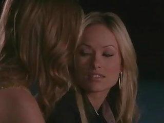 OLIVIA WILDE LESBIAN KISSES 2