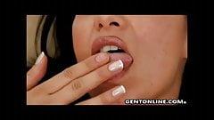 Exotic Malezia Hot Pussy Fingered