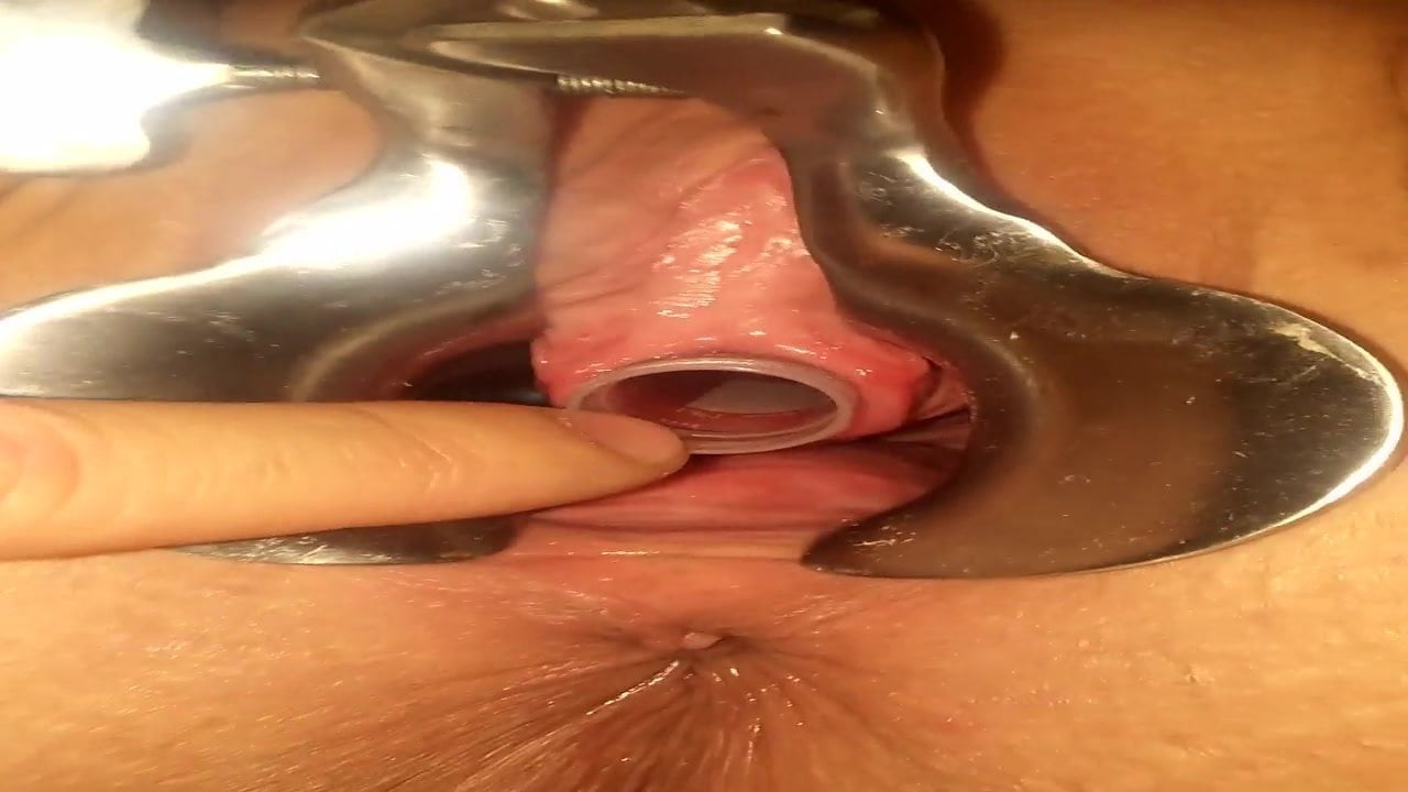 Takes cock high heel insertion into pee holetures