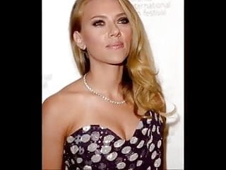 Scarlett Johansson Jerk Off Challenge