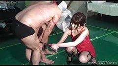 MLDO-147 Masochist man human experiment by sadist researcher