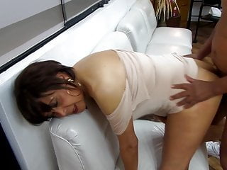 Nicole in anal gangbang whith her four husbands