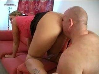 girl on girl butt licking
