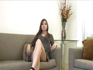 Sexy Fashion Model First & Only Scene