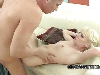 Tiny Teen Elaina Raye Takes A Big Dick In Her Tight Twat