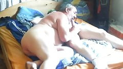 grandpa enjoy sucks young dick