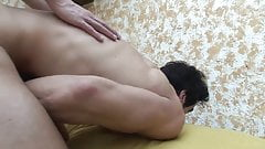 Horny dude gets to drill his boyfriend's asshole balls deep