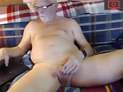 grandpa naked on cam