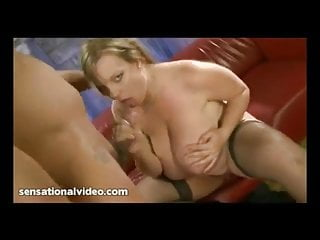 Busty Brit Babe Amber Hall Gets Her Tight Pussy Fucked