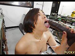 Nasty Asian Teen