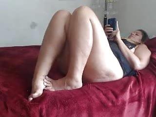 sexy curvy milf webcam teaser
