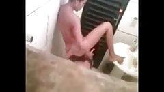 Latina Bathroom Hidden Cam Lesbians