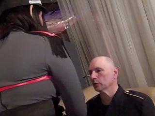 Syren hikari general punishment face slapping humiliation 5