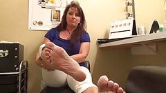 Lickable Rough Soles
