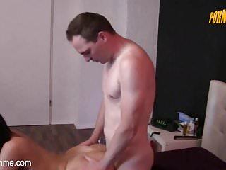 PornMe - Besuch vom Nachbarn mit heissem Fick
