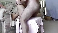 Huge Tits Mature Wife Sucking and Fucking with Hubby