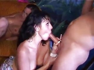 Horny Women Fucking Male Strippers In Club
