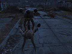 Fallout 4 Katsu sex adventure chap.10 Robot
