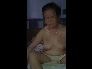 Chinese Granny Nude