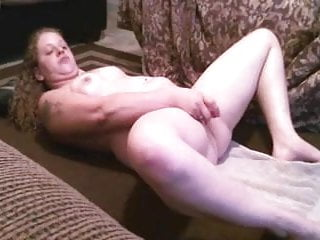 Blonde Slut Moaning & Squirting With Her Vibrator