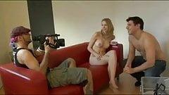 make a pornvideo for us - hot blonde cunt - csm
