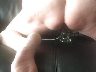 Both holes fucked until i cum hard