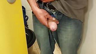 Caught - He was inviting (a big beautiful uncut dick)
