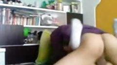 We Love Amateur Asian College Teens in Dorm pt 1