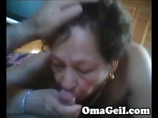 Grannies an old aldies sucking big dick