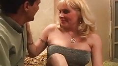Nice mom-slut with sweet big tits & guy