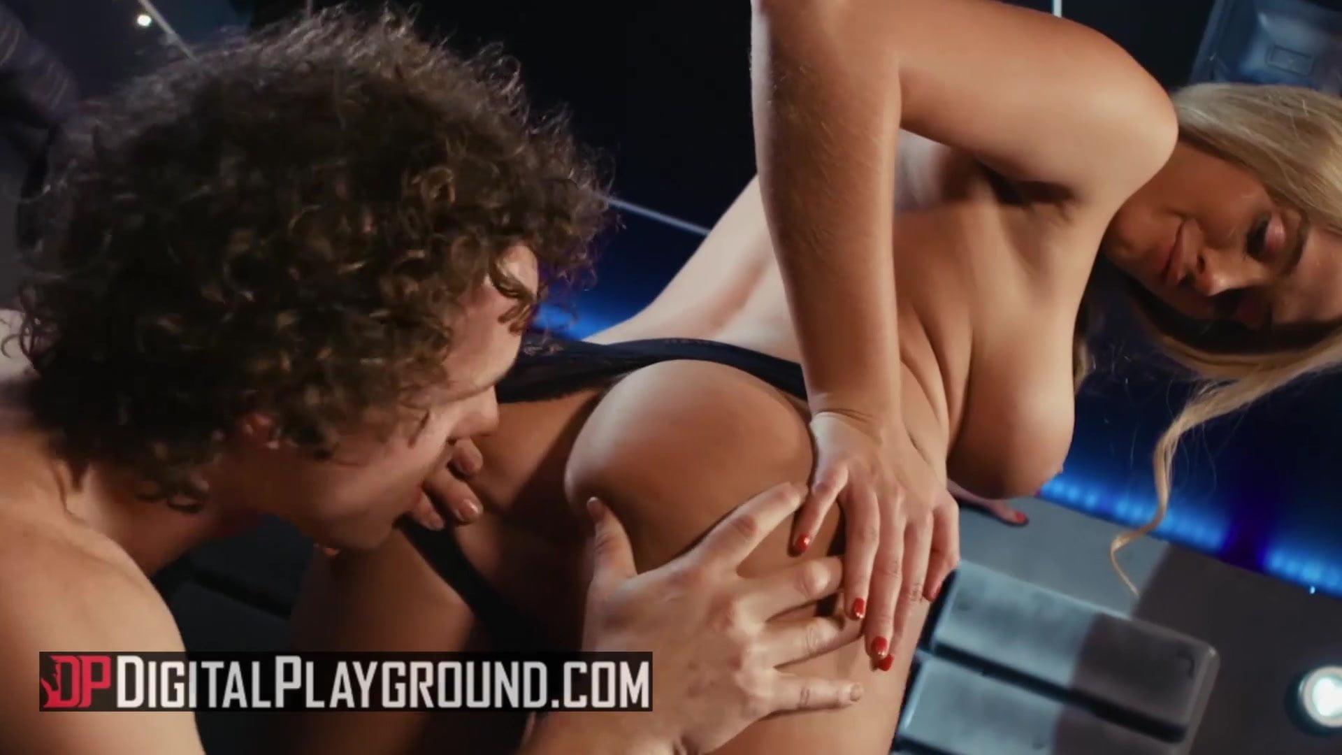 Robby Echo Athena Palomino – Hand Solo A DP XXX Parody Scene
