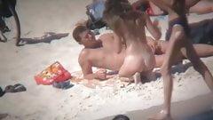 nice ass on nude beach