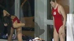Spanish female waterpolo team
