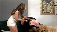 Pesky girl gets taught a lesson or two