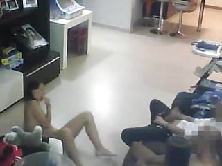 Download video bokep IP Camera Trio couple with black guy Part4 Mp4 terbaru