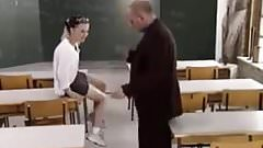 STP5 Schoolgirl Enjoys Her Fucking Detention !